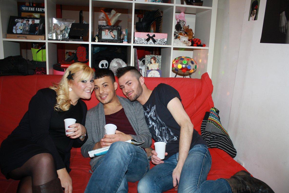 My Birthday Party - 01 Decembre 2012