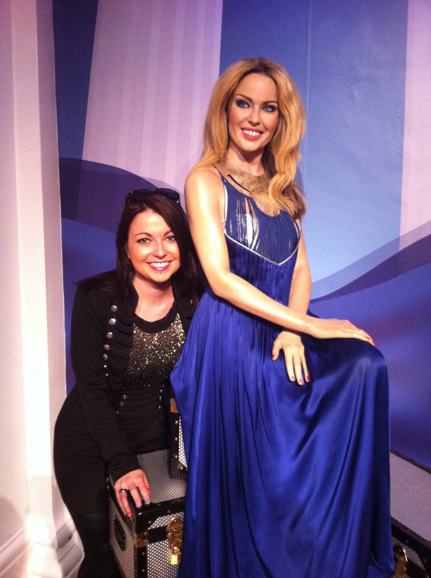 Londres, 2 - 4 Avril 2013 Madame Tussauds #3