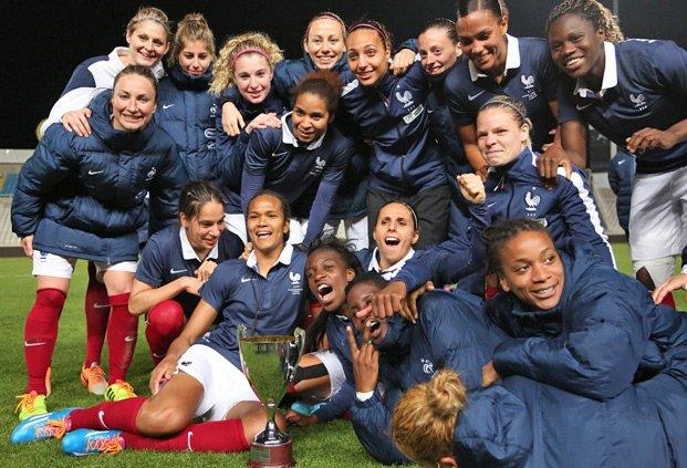 France - Aungleterre (tournoi de Chypre)