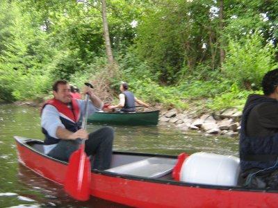 FETE du NAUTISME  sur le canal le 17 mai 2009