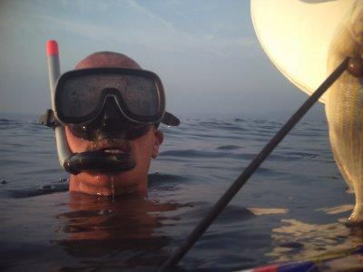 NEUF BRISACH  :  STAGE de VOILE  en méditerannée  , un SUCCES