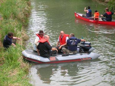 Canal du RHONE au RHIN  et plaisance à Neuf-Brisach