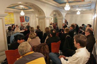 ASSEMBLEE GENERALE  en mairie de Neuf-Brisach le 5 février