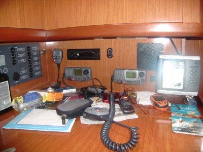 CRR RADIO MARITIME 100 % réussite  à la session  février 2011