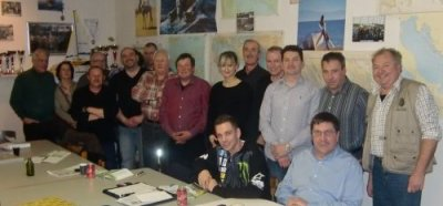PERMIS BATEAUX  option eaux interieures NEUF BRISACH session mars 2011  et 100 % de réussite