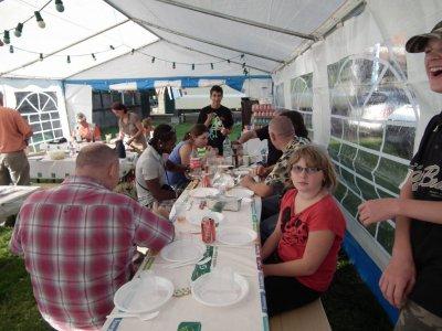SORTIE en BATEAUX sur la Saône du 24 au 26 juin