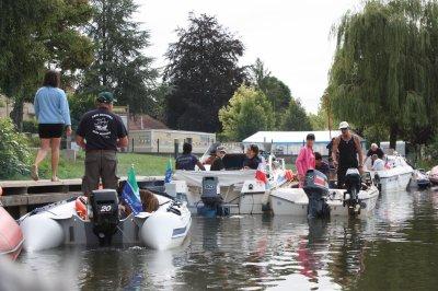 SORTIE 2011 sur la Saône