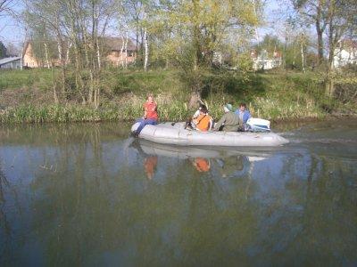 Réhabilitation du port de Neuf Brisach  et tronçon Neuf Brisach - Kunheim