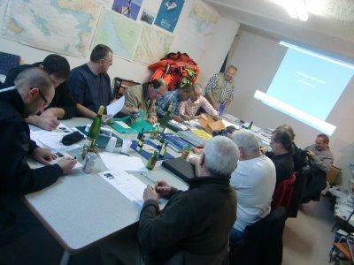 "PERMIS  BATEAU   NEUF BRISACH    session "" fluvial "" automne 2011"