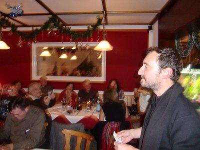 FETE de  NOEL  des plaisanciers  le 10 décembre 2011