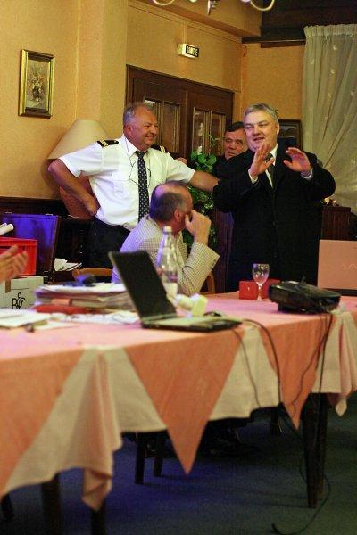 ASSEMBLEE GENERALE du 4 février 2012 avec le Député STRAUMANN et la SNSM