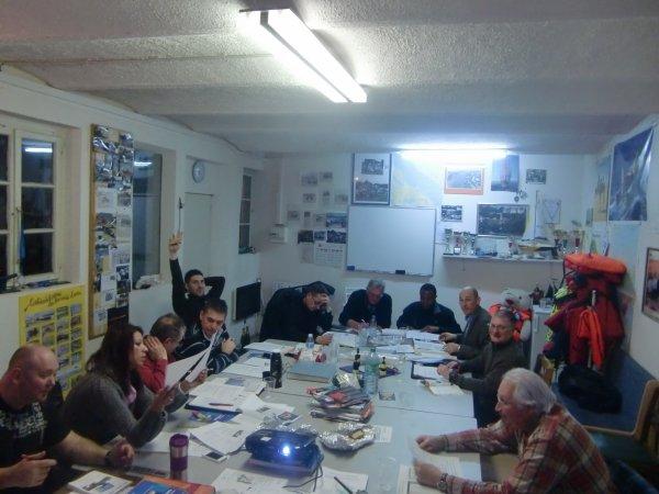 PERMIS bateau MER COTIER  à  NEUF BRISACH  en mars 2012  =100 % réussite