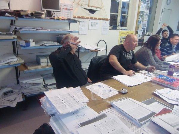 100 % de réussite au permis mer cotier à NEUF BRISACH le 27 MARS 2012
