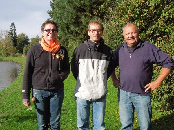 PERMIS  PENICHE grande Plaisance  avec RHIN NAUTISME session automne 2012