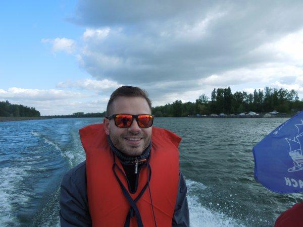 PERMIS FLUVIAL  sur le RHIN avec RHIN NAUTISME le meilleur club du Bassin de vie rhénan
