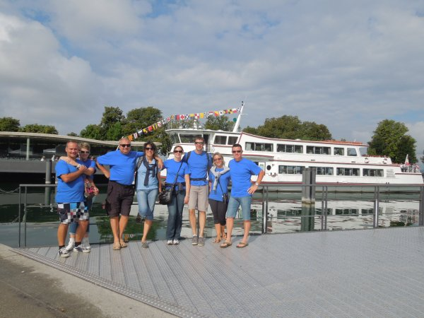SKIPPER  VOILE avec RHIN NAUTISME  du 29 au 31 août 2014