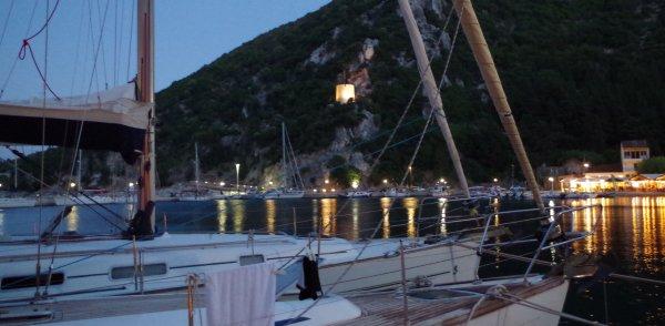SORTIE VOILE en GRECE septembre 2015