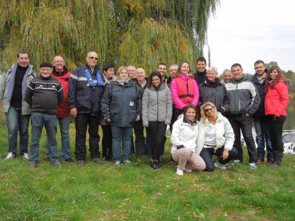 SORTIE en BATEAUX du 18 octobre 2015 Cap sur Sasbach