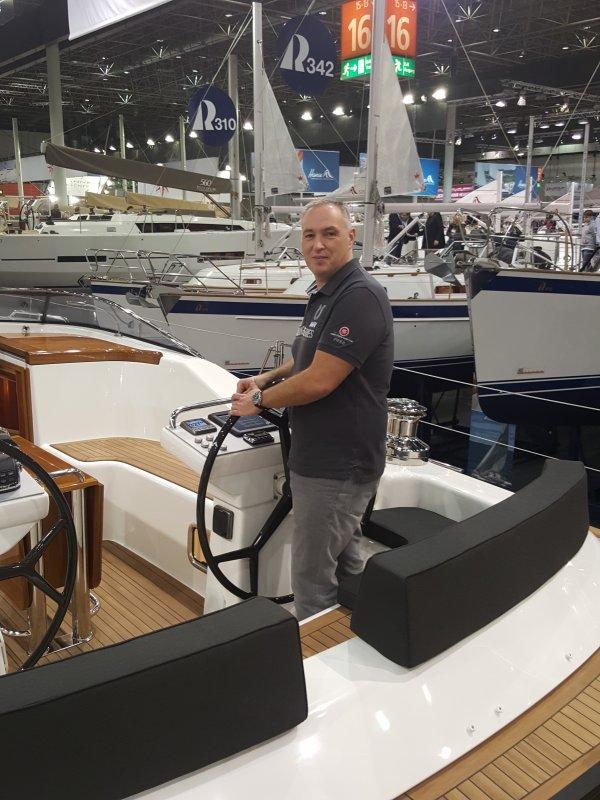 Salon mondial du nautisme boot 2016 dusseldorf l for Salon nautisme