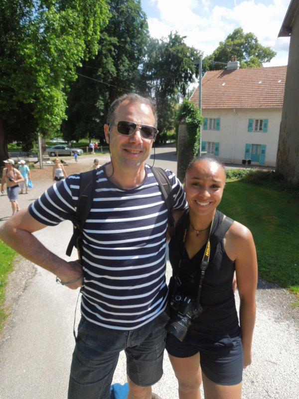 SORTIE en BATEAUX sur la SAONE juin 2016