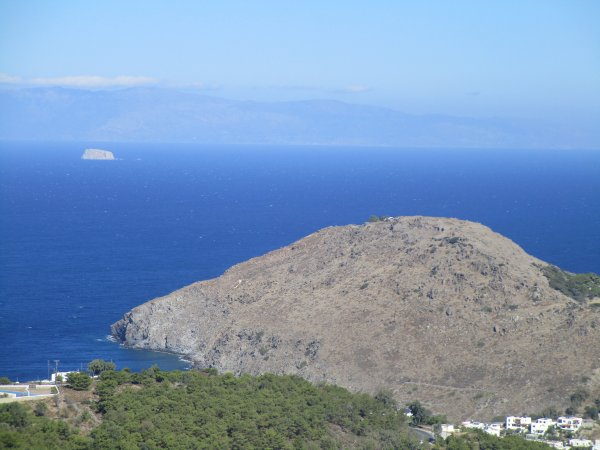 SORTIE  VOILE en GRECE septembre 2016