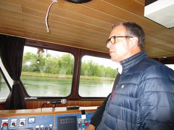 ASP ATTESTATION PASSAGERS avec RHIN NAUTISME en Alsace