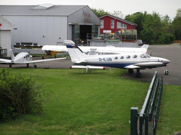 RHIN NAUTISME au FLIGERHORST à Eschbach en Allemagne LE 11 MAI