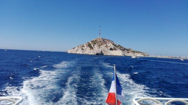 SORTIE  VOILE  du 05 au 12 aout à Marseille