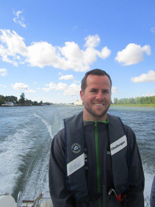RHIN NAUTISME et PERMIS FLUVIAL avec les meilleurs profs de navigation