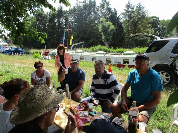 RHIN NAUTISME à STRASBOURG  juin 2018