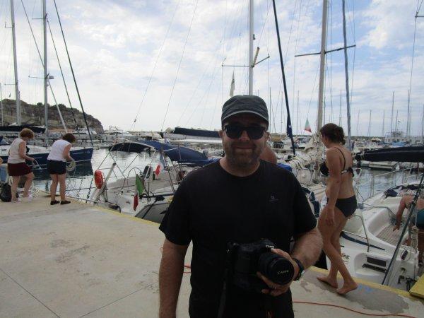 RHIN NAUTISME en mer avec les voiliers en AOUT 2018