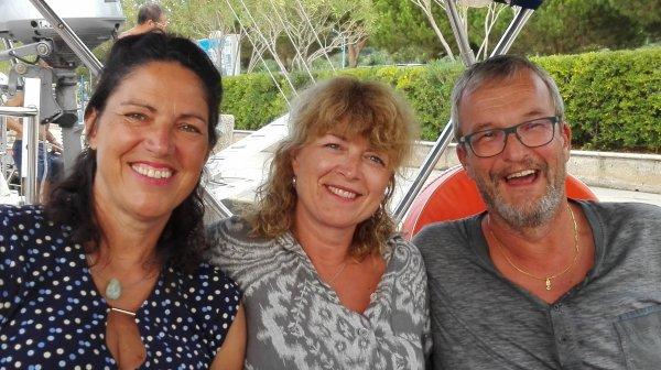SORTIE VOILE 2018 en MER avec RHIN NAUTISME