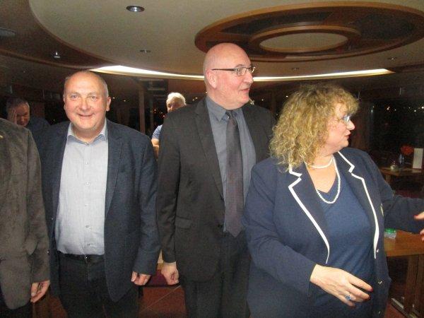 ASSEMBLEE GENERALE RHIN NAUTISME et SOIREE DANSANTE le 23 fevrier sur le bateau à passagers