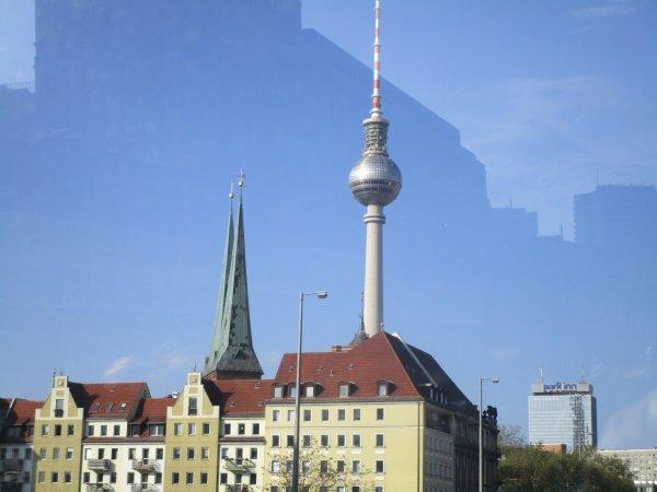 BERLIN  sortie en bateaux du 26 avril au 1 er mai  2019