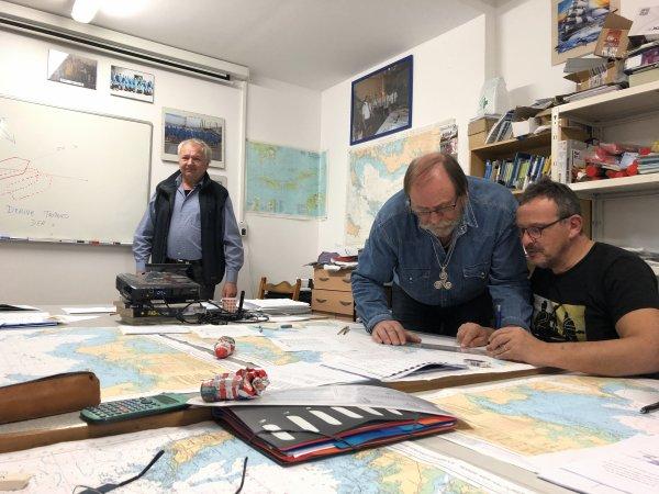 PERMIS MER HAUTURIER  pour une navigation sans limite de distance et puissance