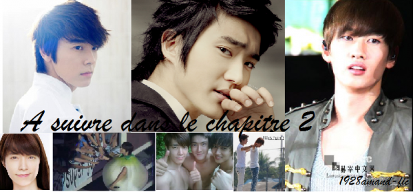 Fanfic Super Junior! Chapitre 1 : Goodbye Eunhyuk ...