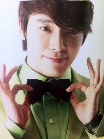 Fanfic Super Junior ! Chapitre 2 : Ne pleure pas Donghae !