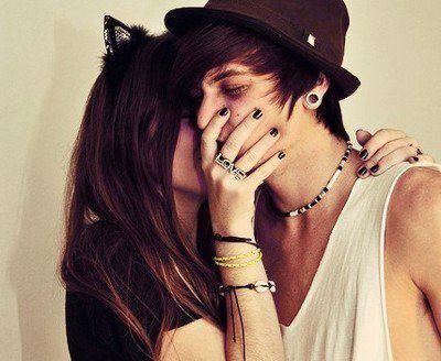 Je t'aime comme tu es.