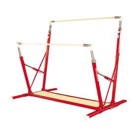 2 eme agres en gym les barres asymetrique