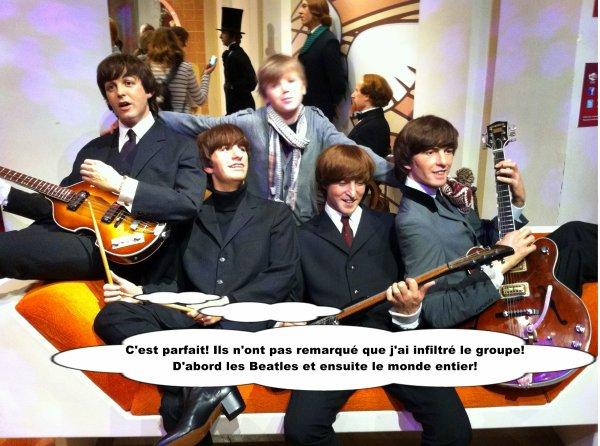 Igor : Le 5ème Beatles