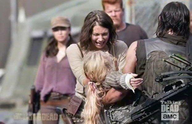 Théorie 1: The Walking Dead #1