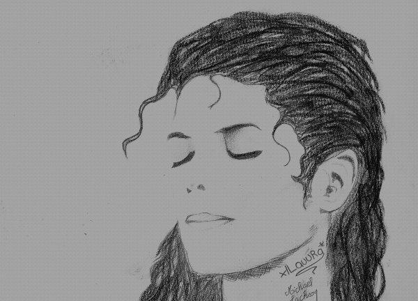 Blog de xllauura dessin p iix mini dessin - Michael jackson coloriage ...