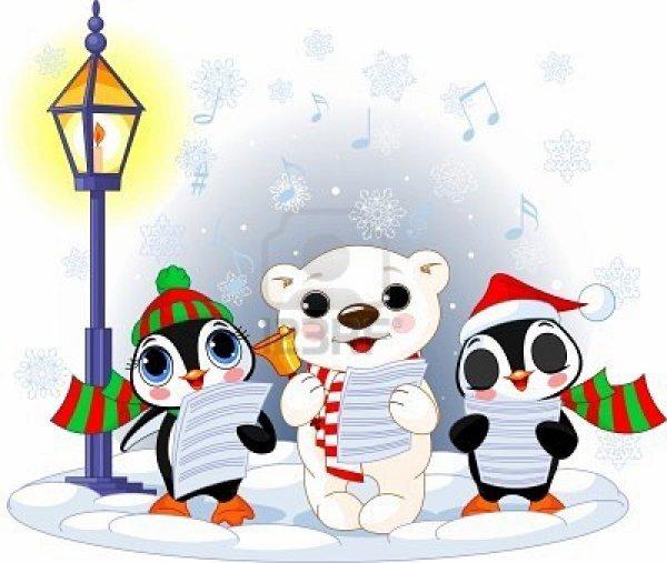 Ho Ho Ho !! ça sent Noël !!