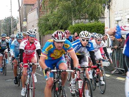 course cyclisme