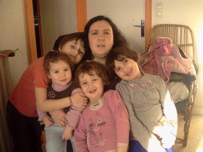 moi et mes 4 chipie