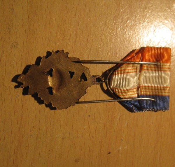 medaille u.n.c