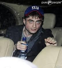 Daniel Radcliffe malade