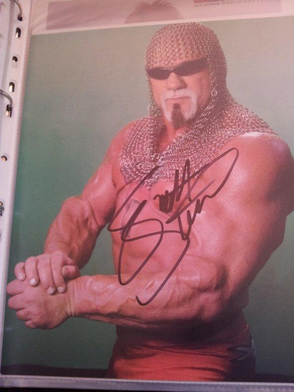 Scott Steiner (Wrestler)