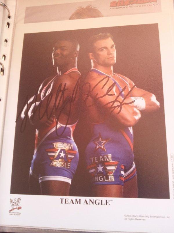 Shelton Benjamin & Charlie Haas (Wrestler)
