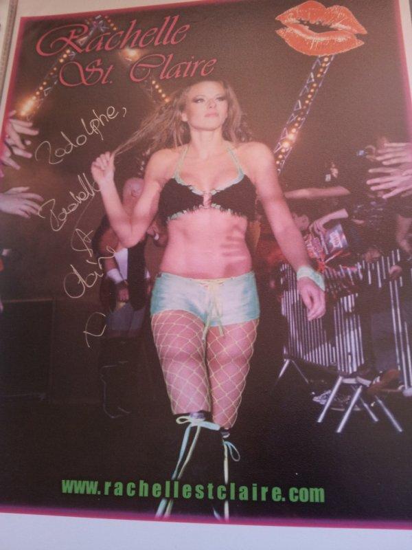 Rachelle St. Claire (Wrestler)